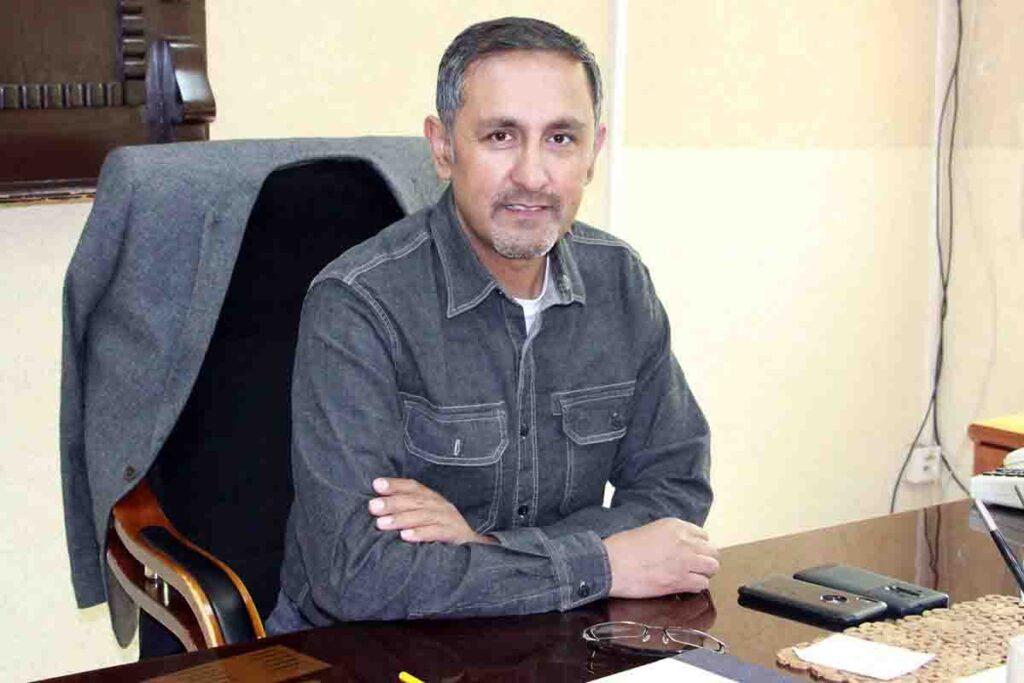 Dr Ahsan Aurengzeib Medical Director of ATH