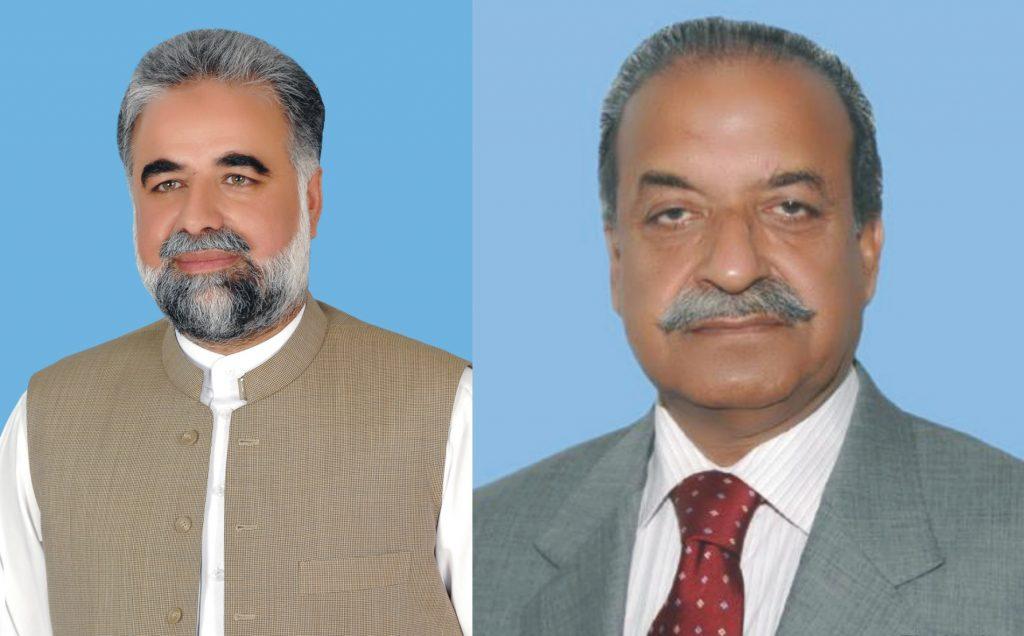 Sardar Mehtab & Murtaza Javaid Abbasi