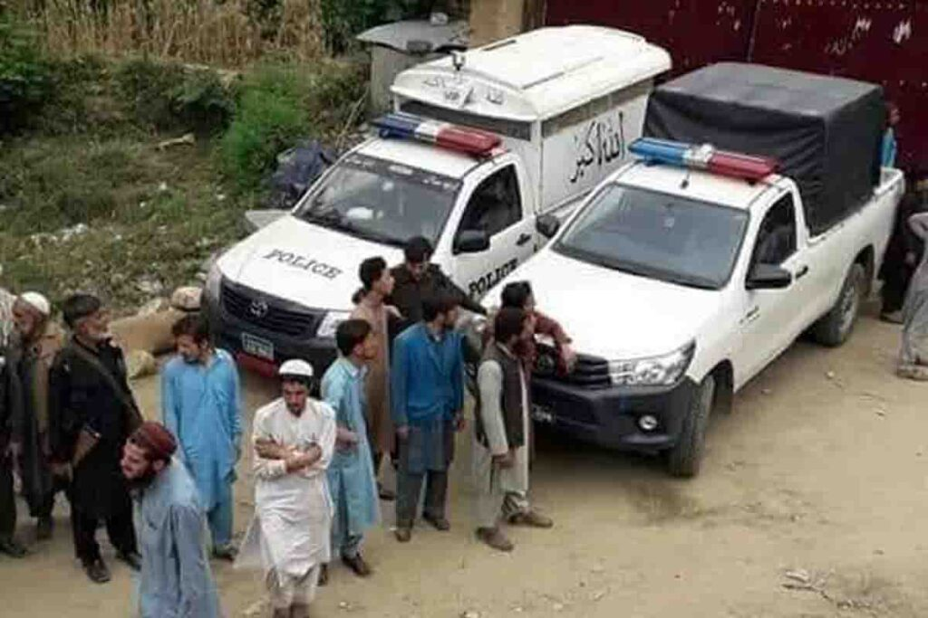 After Five Murder Man Killed in Encounter