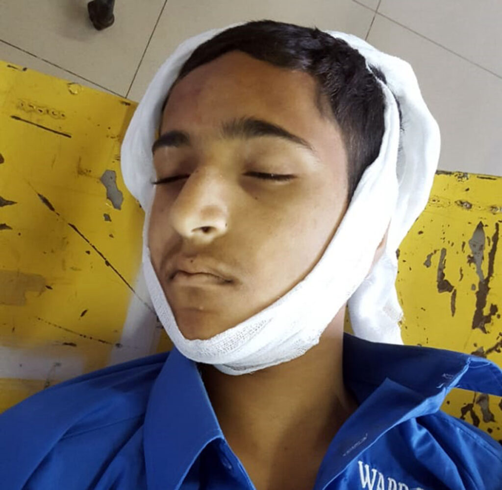 COP Son Murder Six Class Student in Abbottabad