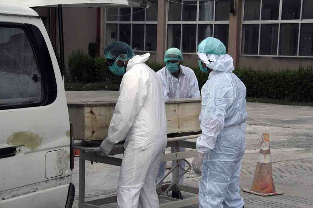Female COVID-19 Patient of Havelian Died in ICU of ATH