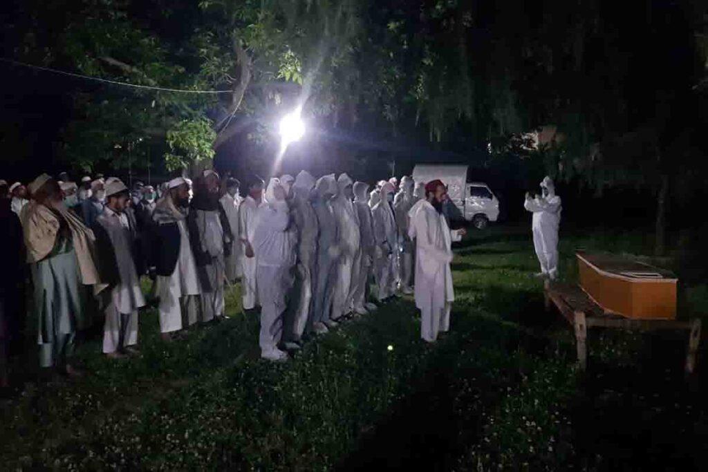 Nazir of Village Mangal Expire due to Coronavirus in Abbottabad