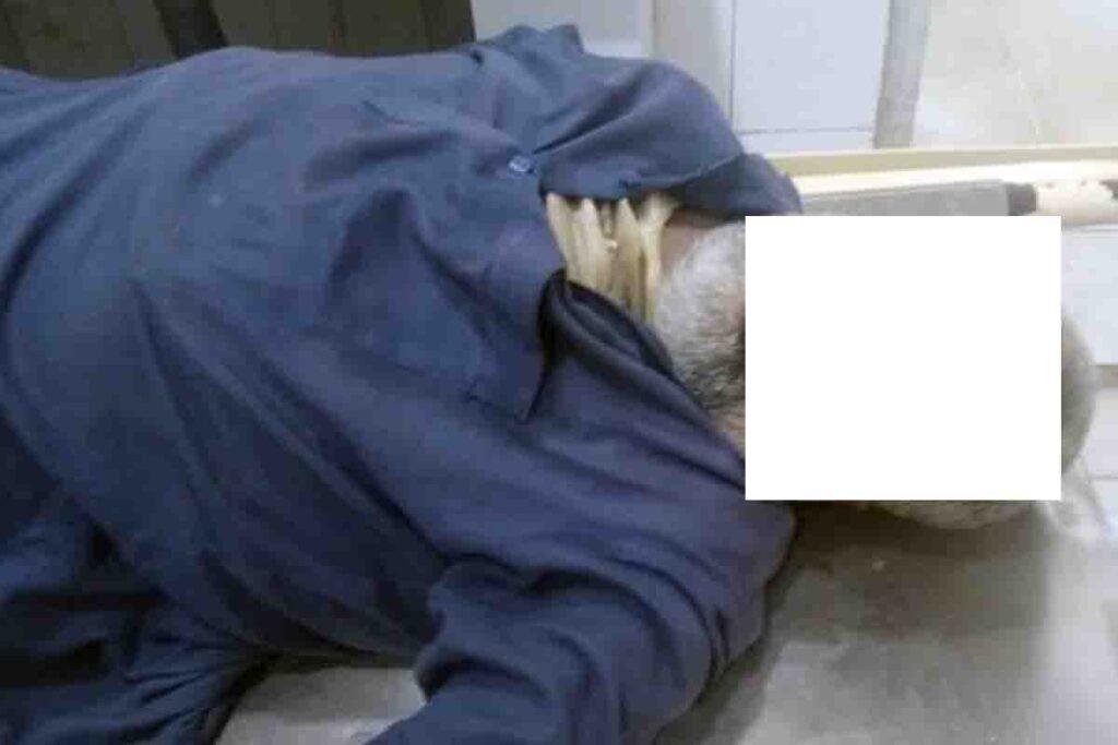 Police Recover Body of M. Ishfaq from Seikh Ul Bandi
