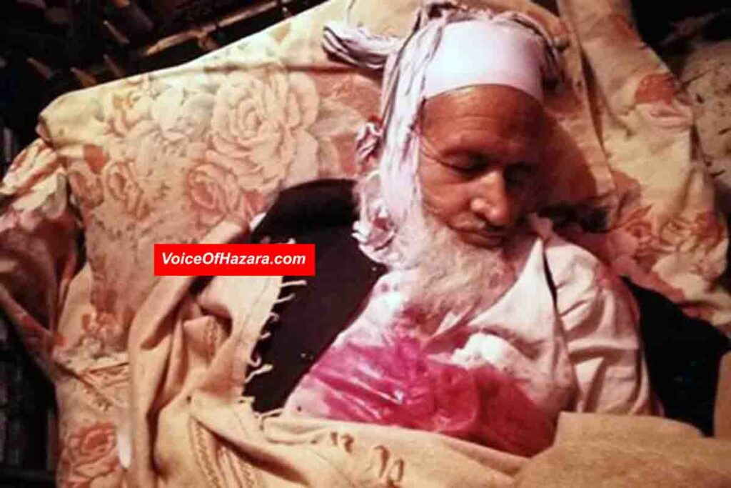 70 Year Old Suliman Khan Murder in Dhamtoor Abbottabad