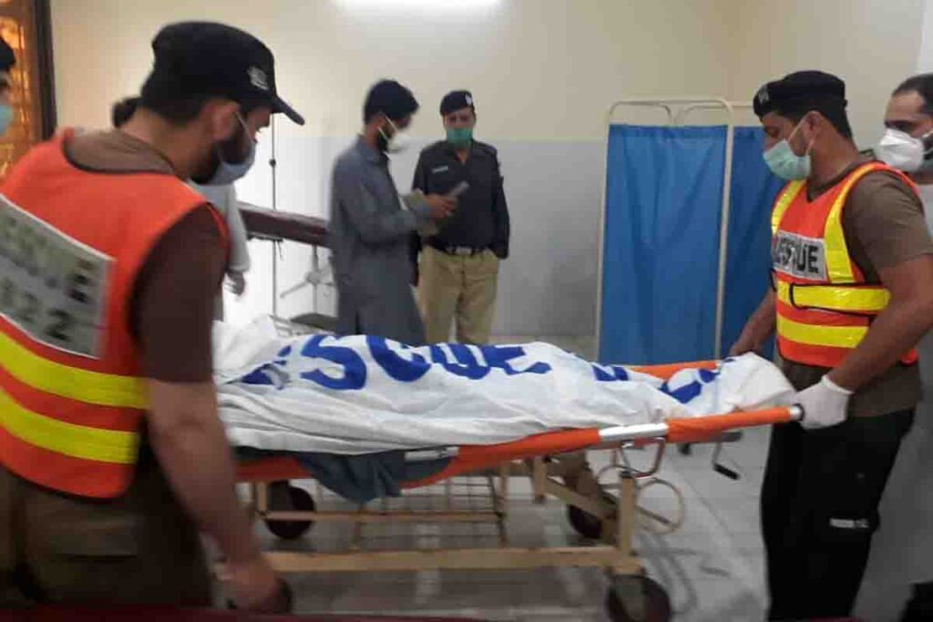 Police Recover Body of Ehsan Khan From Harnoo