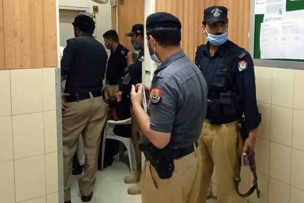 Couple Murder in Abbottabad