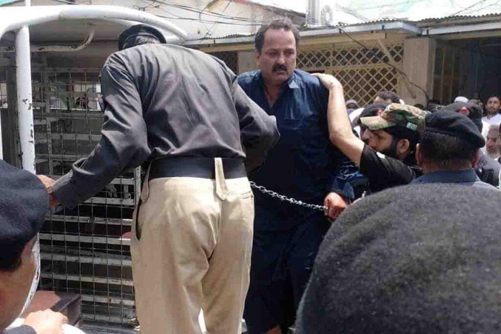 Police Got Two Days Physical Remand of Former KPK Minister Haji Ibrar Hussain in Murder Case