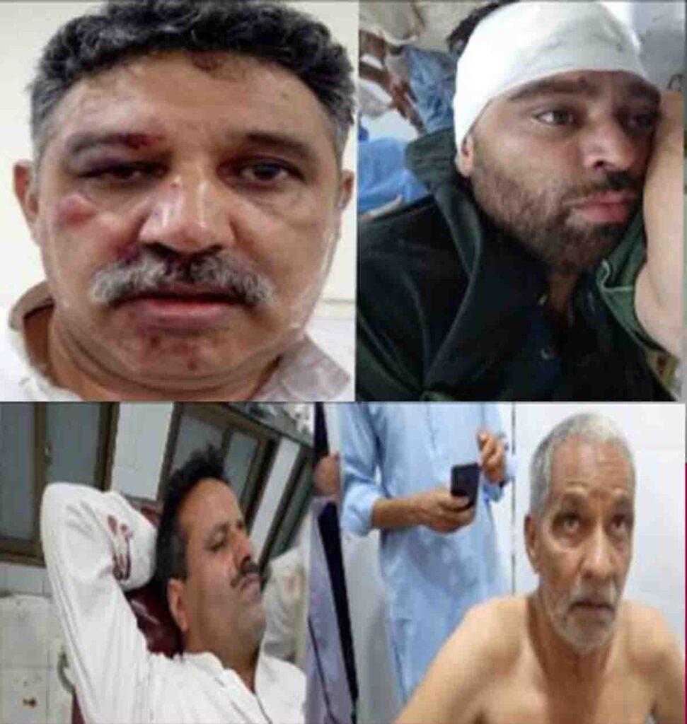 10 Injured during Fight in Abbottabad