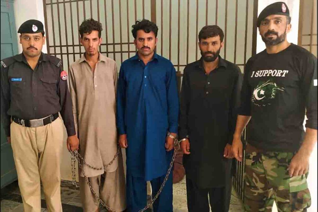 Abbottabad Police Arrested Three Accuse in Torture Case
