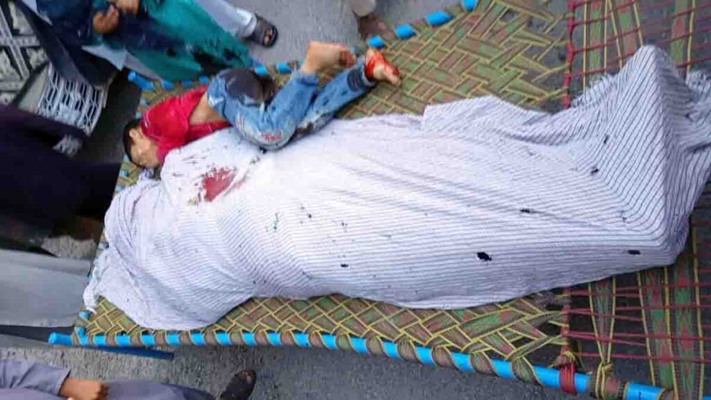Husband & Wife Murder by Real Brother in Abbottabad