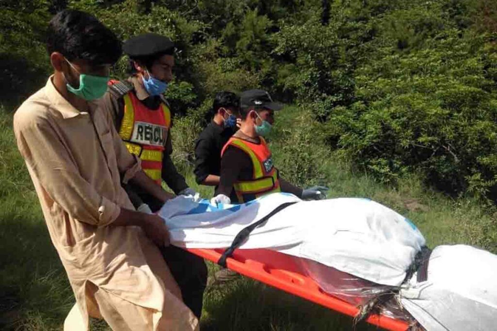 Police Recover Body of Waseem from Forest