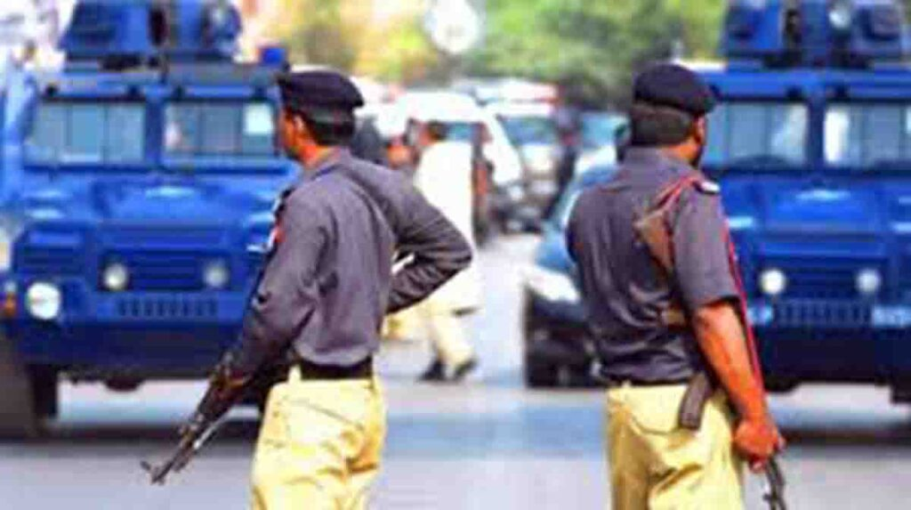 Abbottabad Police Sub-Inspector Occupying Land of People