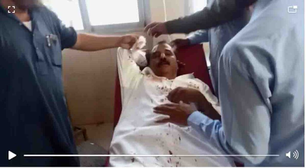 Fight in Muqadas Tower Eight Injured