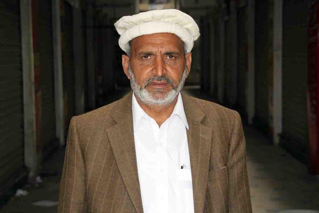 Haji Ali Haider Pind Kargoo Khan