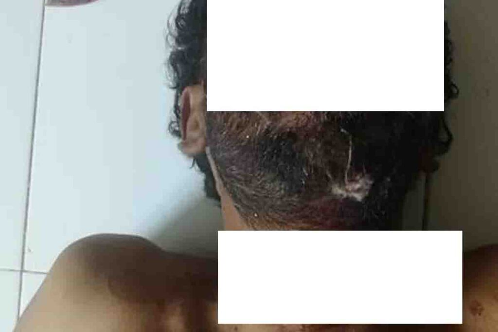 Married Man Slaughter in Haripur