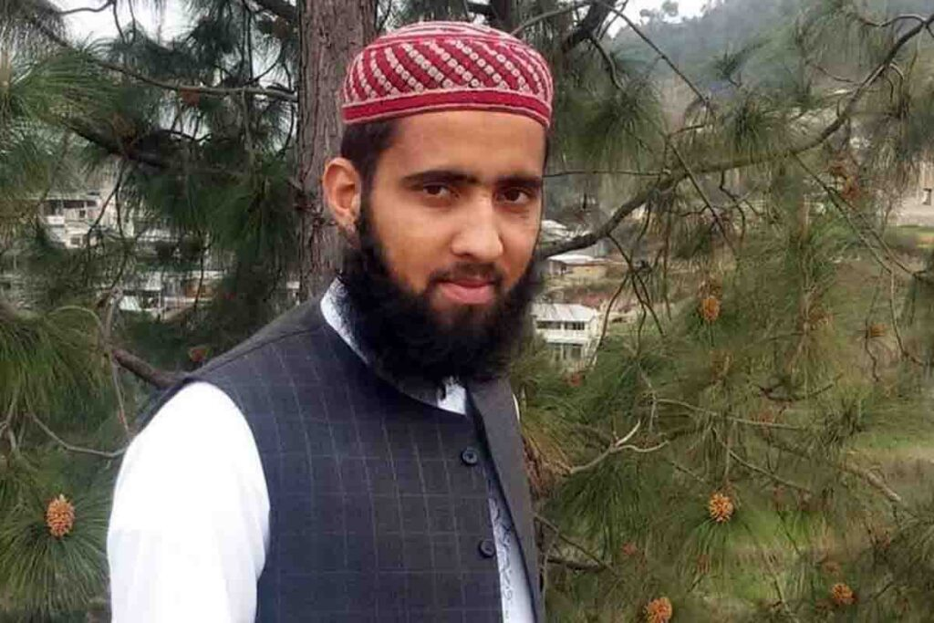 Qari Usman Killed in Road Accident in Nawan Sehar