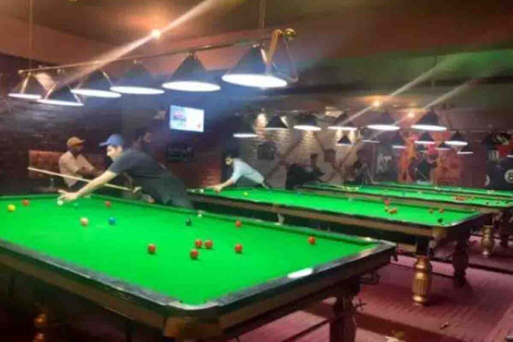 Gambling & Use of Narcotics in Snooker Clubs of Abbottabad