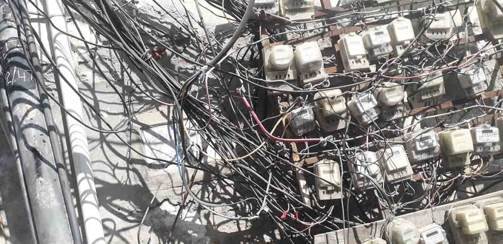 Worse Situation of Electricity System in Abbottabad