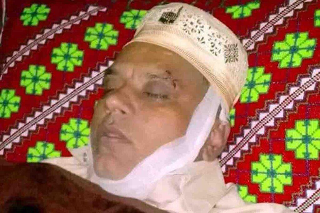 Man Murder in Sultanpur Havelian