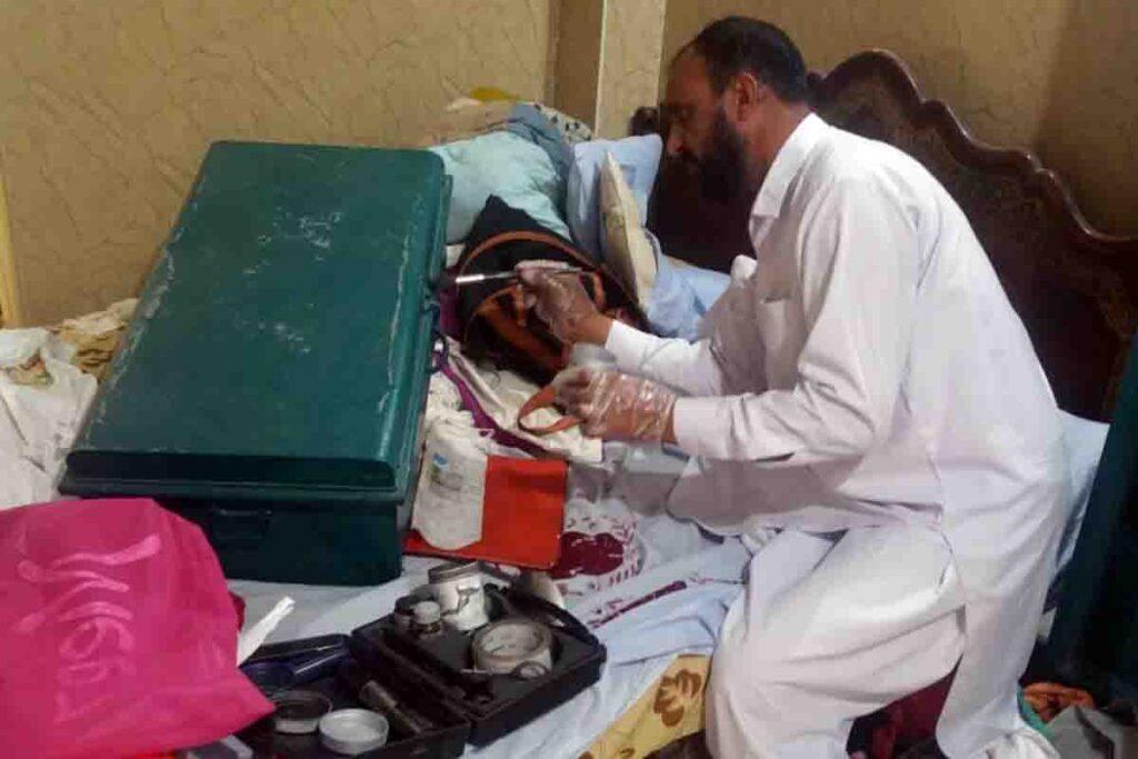 Robberis in Jhangi Abbottabad