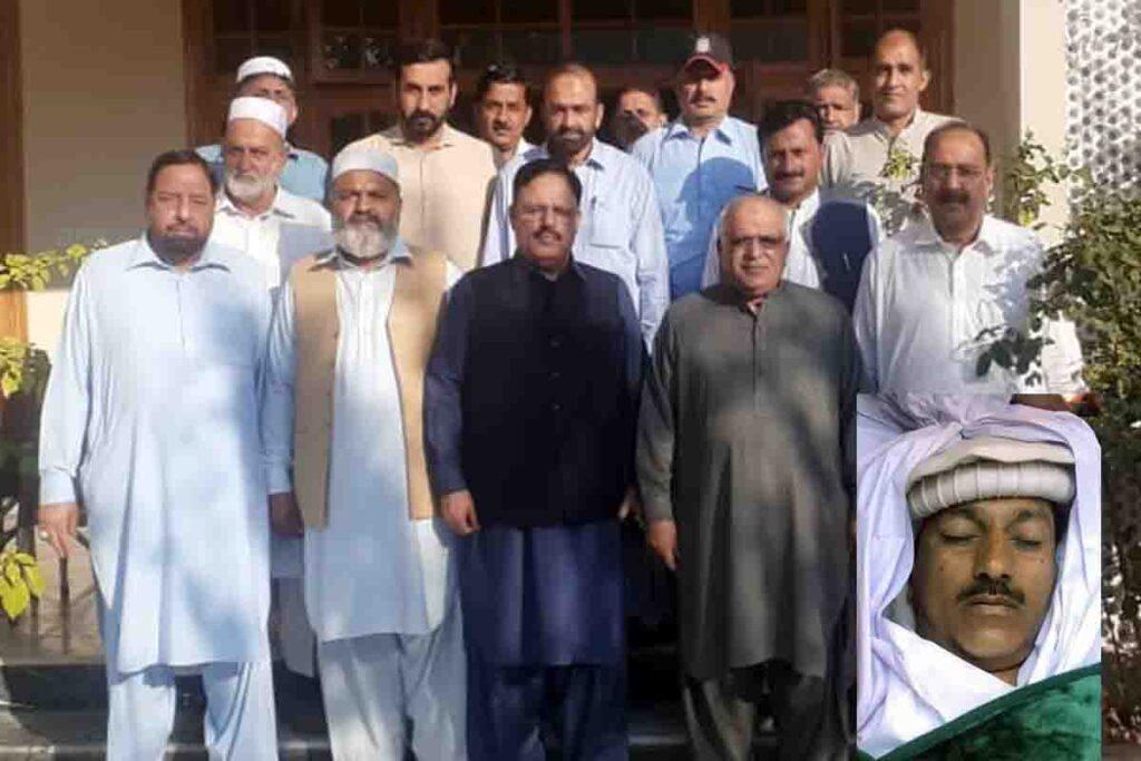 Settlement of Qasim Patwari Murder Case