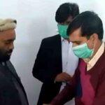 رشوت خوری کے الزام میں گرفتارمحکمہ اوقاف کا منیجرمحمدرفیق جسمانی ریمانڈ پر اینٹی کرپشن کے حوالے۔