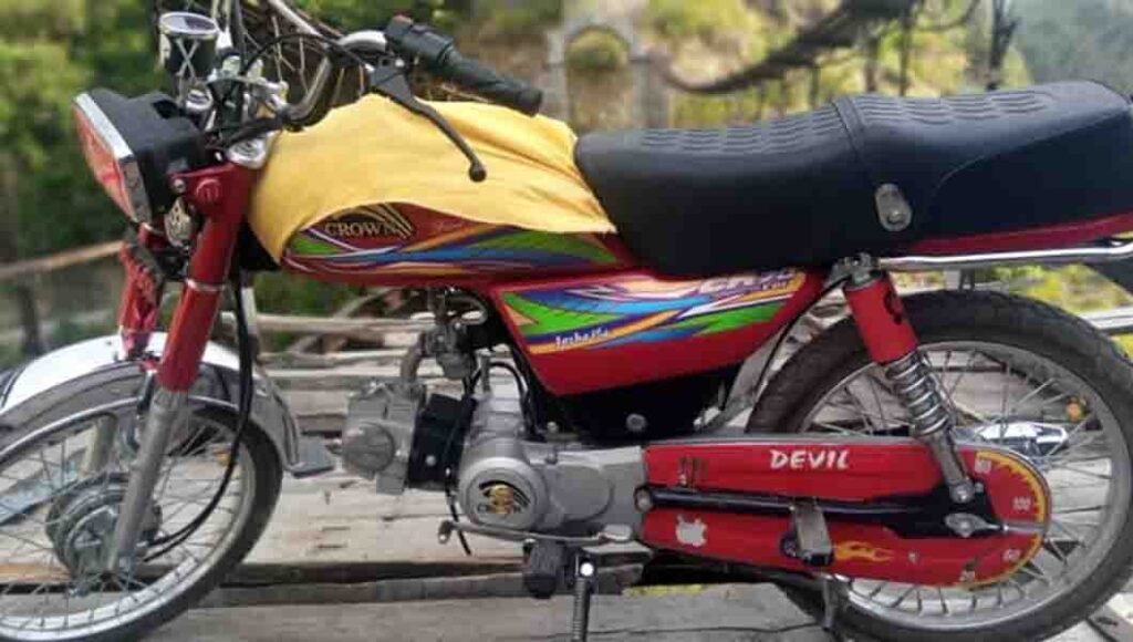 A motorcycle was stolen from Dhamtod. More than 50 motorcycles were stolen in ten days.