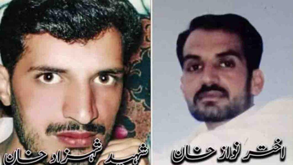 Akthar Nawaz Khan Martyred